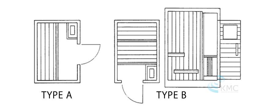 図面:TYPE A/B